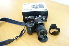 Samsung NX30 20.3MP Digital Camera with 18-55mm f/3.5-5.6 Lens