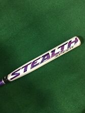 "Easton Stealth Speed Ssr3B 33"" 23oz 33/23 Fastpitch Softball Bat (-10)"