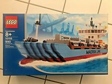 NEW LEGO MAERSK LINE CONTAINER SHIP 10155 transportation boat