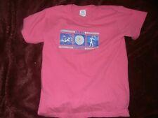 Adorable Girl's Greek T-Shirt Crete Greece Knossos 100% Cotton Size Ages 11-12