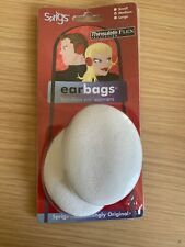 New Sprigs Earbags Ear Warmers White