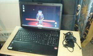 Toshiba Satellite C655D-S5202 Laptop w/ Upgraded RAM 8 GB w/ Linux Mint 17 Qiana