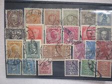 Polen -  alte Briefmarken  1924-30