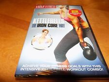 BEST SELF FITNESS KETTLEBELLS THE IRON CORE WAY Sarah Lurie Workout DVD NEW