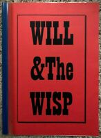 1 of 15, SIGNED, 1st, WILL & THE WISP, CROWLEY, CARROLL, THELEMA, MAGICK, OCCULT