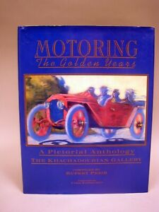 Book: Motoring The Golden Years by Rupert Prior