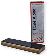 Hone Alone Razor Sharpener Extends Life of Razor Sharpening Block Made in USA
