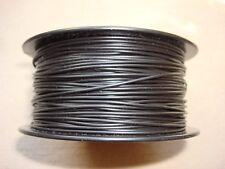 (0,13'3 €/m ) 100m Kabel Litze Schaltlitze Kupferlitze 0,25mm² schwarz