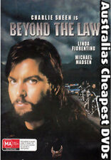Beyond The Law DVD NEW, FREE POSTAGE WITHIN AUSTRALIA REGION ALL