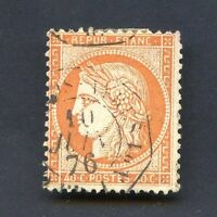 FRANCE Yv#38d USED