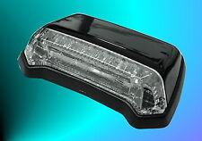 LED Rücklicht schwarz Suzuki VS 600 750 800 1400 Intruder M Rückleuchte Fender