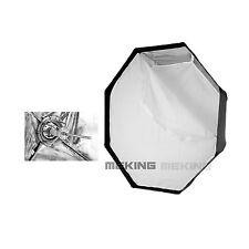 Blitz 60 90cm Selens S6090 hochwertig Beleuchten Schirm Softbox für Speedlite