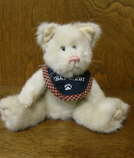 """Boyds Plush #915600 ROBYN PURRSMORE, , 8"""" NEW/Tag From Retail Store Jointed CAT"""