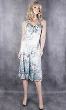 New Designer NUEVA Dress Size 10 Mother of the Bride Summer Wedding Party BNWT