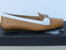 Geox Grin Chaussures Femme 37,5 Mocassins Ballerines Sandales Pumps Neuf UK4.5