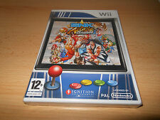 SNK Arcade Classics: 16 in 1 -Volume 1 Nintendo Wii, NEW SEALED pal version