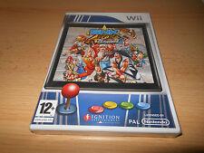 SNK Arcade Classics: 16 en 1-volumen 1 Nintendo Wii, Versión PAL NUEVO PRECINTADO
