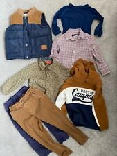 Bundle of boys toddler baby clothes 18-24 months