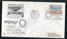 CANADA 469 * MONTREAL'S EXPO 1967 >