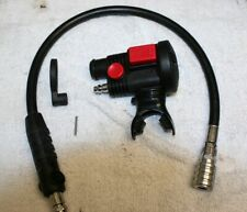 """New listing Scubapro AIR 2 alternate second stage scuba diving just serviced w/ hose fits 1"""""""