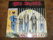 CRYPTIC SLAUGHTER Convicted- ROADRUNNER 1986 LP