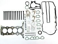 HEAD GASKET SET AND HEAD BOLTS CORSA ASTRA MERIVA 1.2 1.4 16V A12XER A14XER