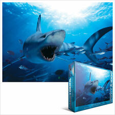 EG60000299 - Eurographics Jigsaw Puzzle 1000 PIECES - Hungry Shark