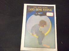 1909 JANUARY LADIES' HOME JOURNAL MAGAZINE - GREAT ILLUSTRATIONS & ADS - ST 1683