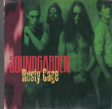 soundgarden rusty cage cd promo
