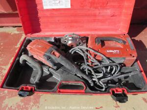 "2016 Hilti DG150 6"" Concrete Mortar Tile Electric Grinder Grinding Tool bidadoo"
