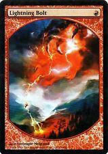 MTG MAGIC PROMO Fulmine - Lightning Bolt ENG FOIL WIZARDS
