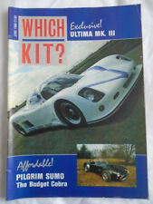 Which Kit? Jun 1988 Ultima MKIII, Pilgrim Sumo