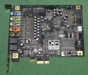 Dell Creative Sound Blaster Card SB0880, Dell# 0F333J