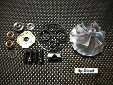1994.5-2003 7.3 Billet Turbocharger Compressor Wheel and 360 Rebuild Kit