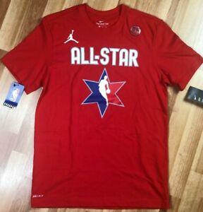 Nike Jordan All Star Kyle Lowry 2020 Dri-FIT Shirt BV9192-670 NWT Sz Mens Medium