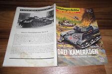 SOLDATENGESCHICHTEN 69 / 1959 -- 3 KAMERADEN / 27 Divisionen im >Sack von Isjum<