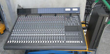 MACKIE 24.8 24 CHANNEL 8 BUS MIXING CONSOLE W PSU
