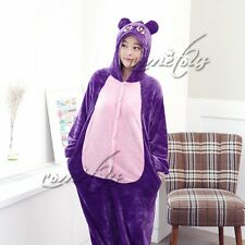 Anime Sailor Moon Luna Cat Adult Animal Kigurumi Pajama Cosplay Costumes Size XL