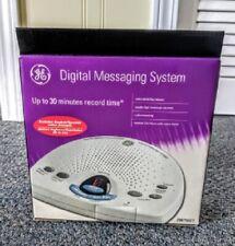 New Ge Digital Messaging System English & Spanish Answering Machine 29875Ge1