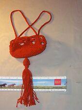 Crochet Hair Net Accessories , Handbag Purse
