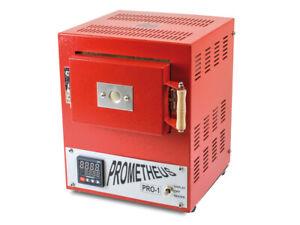 Prometheus Mini Electric Kiln Pro-1 With Digital Controller w/ EU Plug