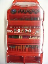 ACE Hardware 200 pc Rotary Tool Accessory Set for Demel Type Rotary Tools