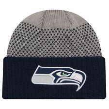 Seattle Seahawks Cozy Cover NFL Winter Hat by New Era NWT Hawks 12th Man