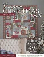 Victorian Christmas Quilt       Anita Goodesign   NEW