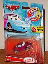 World of Cars Sally Color Changers ~ 2 Paint Jobs in 1! ~ Disney Pixar