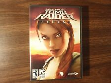 Lara Croft: Tomb Raider - Legend (Pc, 2006); * New Sealed ! *