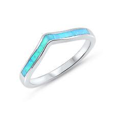3mm Chevron Midi Ring Band Half Eternity 925 Sterling Silver Choose Color