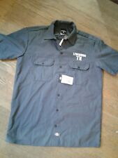 Jack Daniels Old Number 7 brand / Dickies size m Lynchburg Tennessee shirt nwt