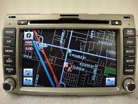2010-2013 Kia Sportage OEM GPS Navigation System Display Screen CD Player Rare