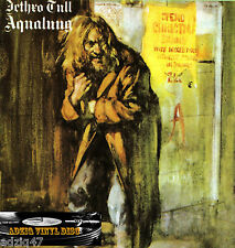 "♪♪ CD  JETHRO TULL ""AQUALUNG""  ♪♪"